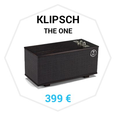 products klipsh the1 399