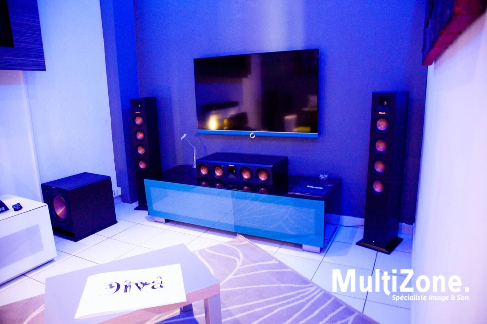 Le Showroom MultiZone.